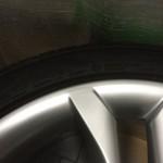 Audi S4修理後拡大画像