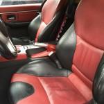 BMW Z3シート修理前全体画像
