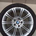 BMWホイール修理前全体画像