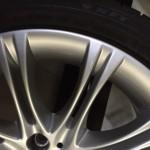 BMWホイール修理後拡大画像①