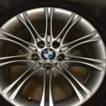 BMWホイール修理後全体画像