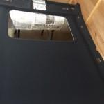 BMW天井張替修理後 拡大画像