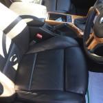 BMW X5シート擦れ補修後①