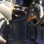 BMW X5シート擦れ補修前①
