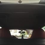 BMW Z3天井修理張り替え後②