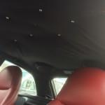 BMW Z3天井修理張り替え前①