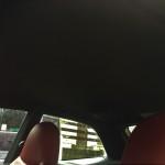 BMW Z3天井修理張り替え後③